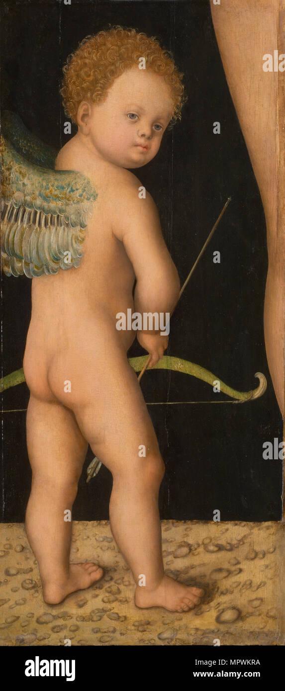 Amor, ca 1530. Imagen De Stock