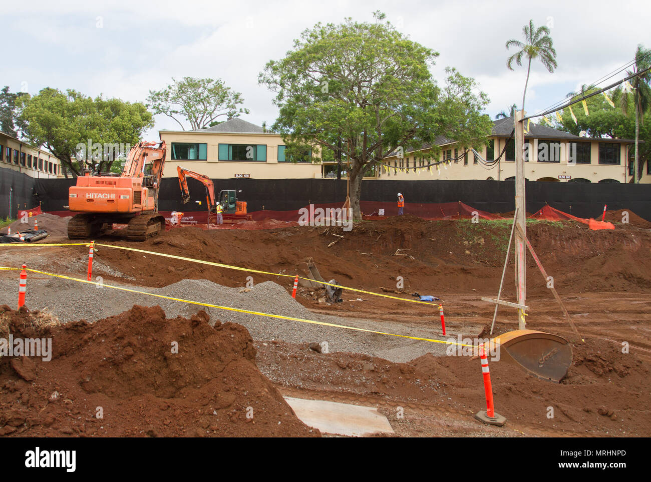 Antes La Vecina schofield barracks, hawai - los trabajadores de la