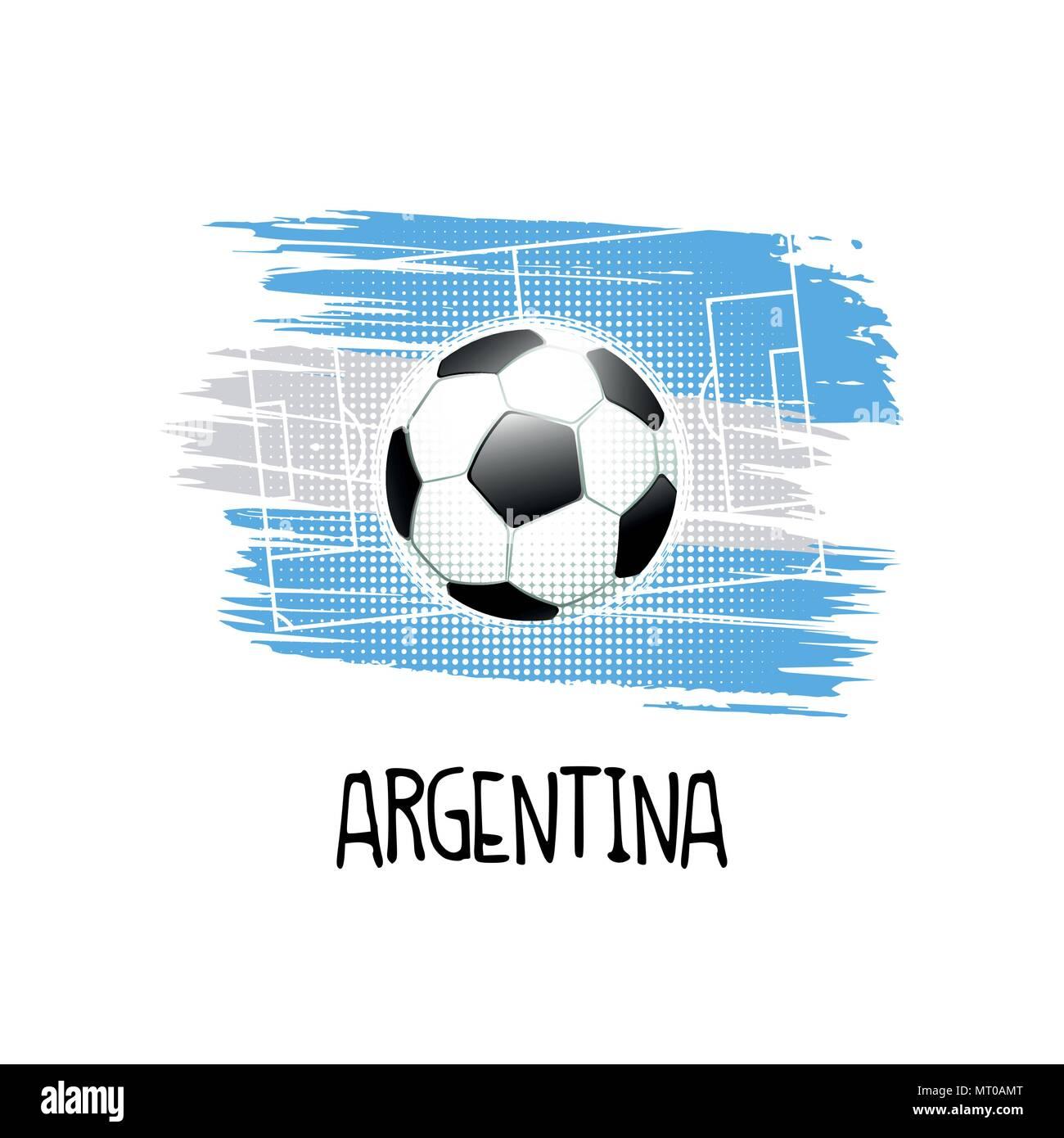 Argentina Vector Vectors Imágenes De Stock   Argentina Vector ... 85b7bee32944c