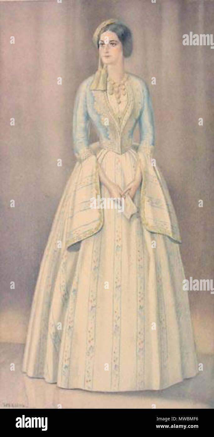bca71c8ba Inglés  griego de la dama vestidos de gala 1835 - colección de trajes  griegos por Nicolas Sperling (Rusia 1881-1940   acto  Atenas). 1930. Nicolas  Sperling ...