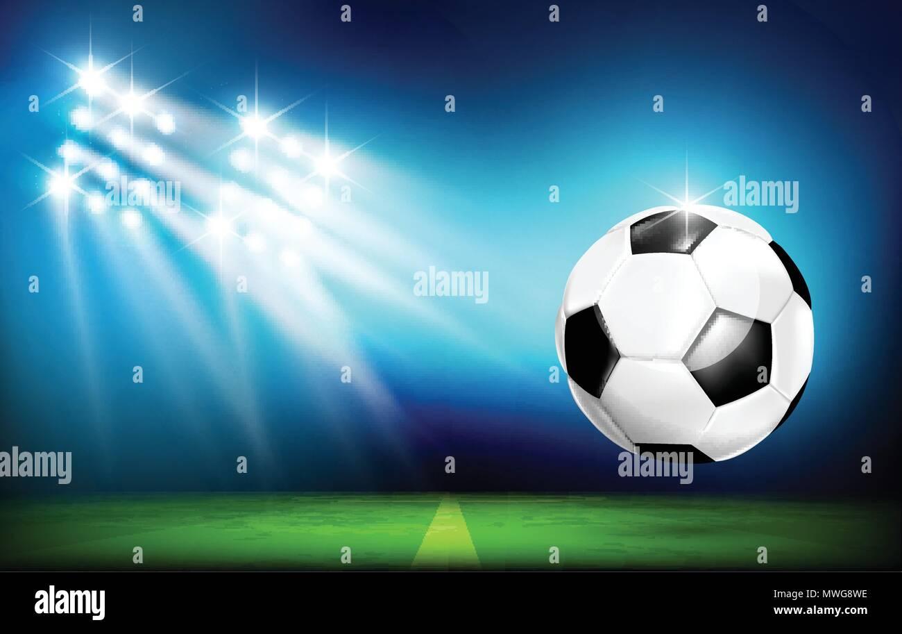 Fondos De Pantalla Fútbol Pelota Silueta Deporte: Soccer Player Vector Vectors Imágenes De Stock & Soccer
