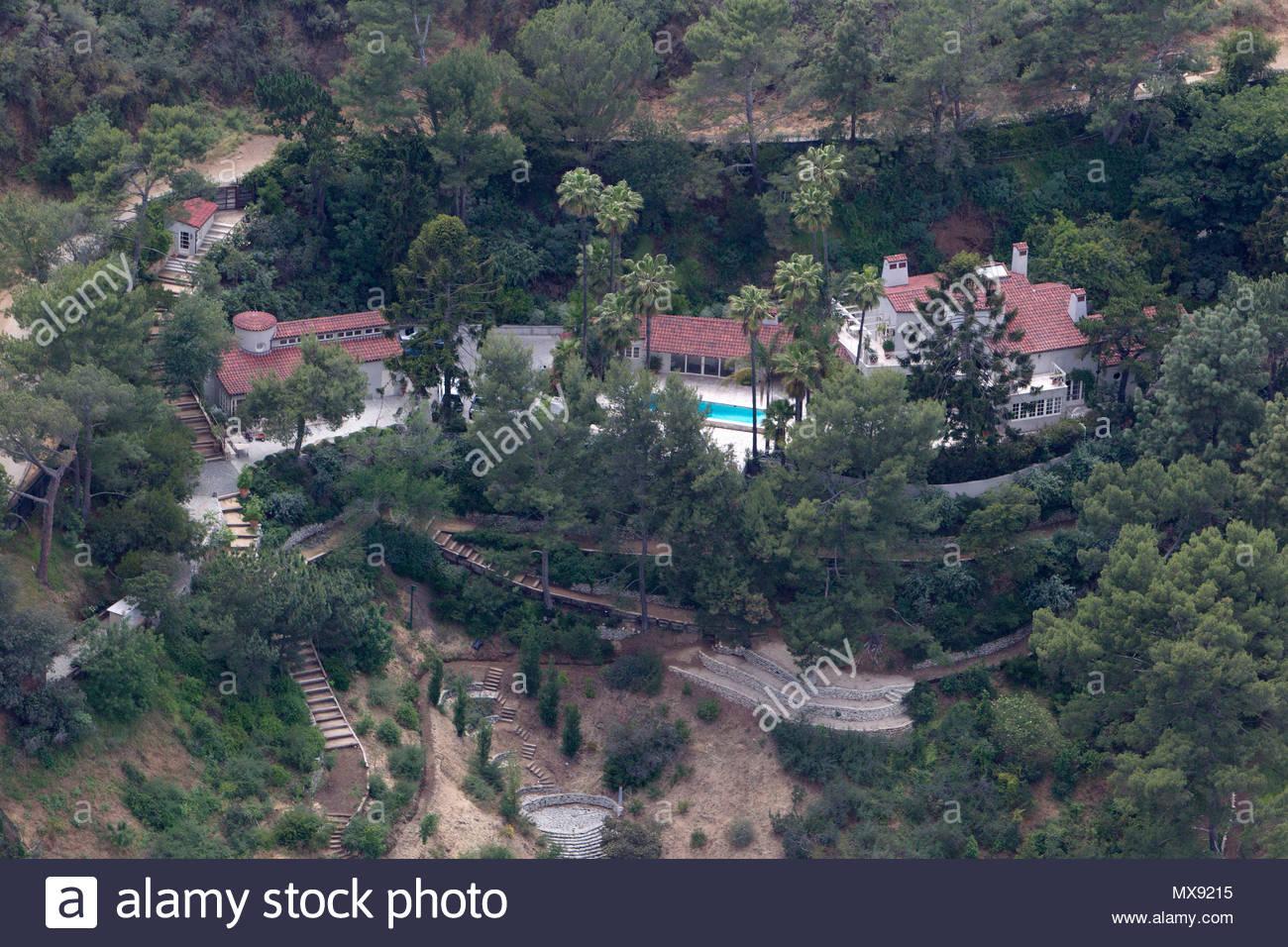 Katy Perry la nueva casa. Antenas de Katy Perry la nueva propiedad ...