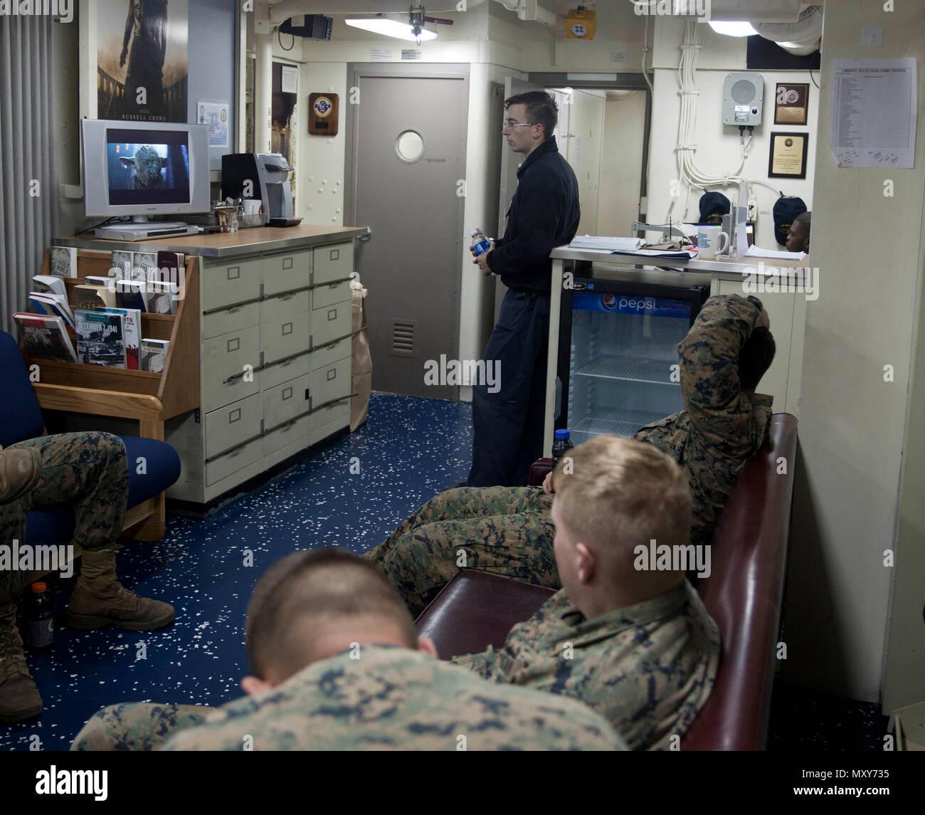 Amphibious Pelicula los infantes de marina de la 24ª unidad expedicionaria de