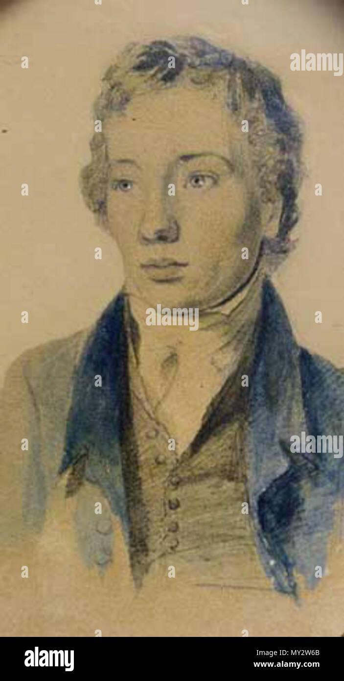 Inglés: imagen en Color de Thomas Keats, John Keats, hermano de ...