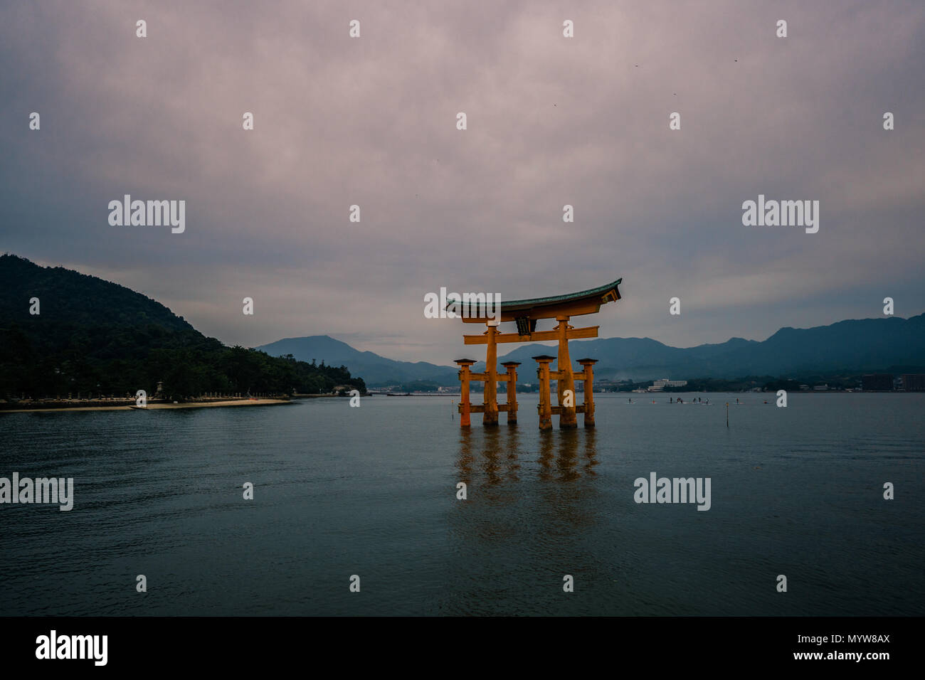Gran Torri Gate Imagen De Stock
