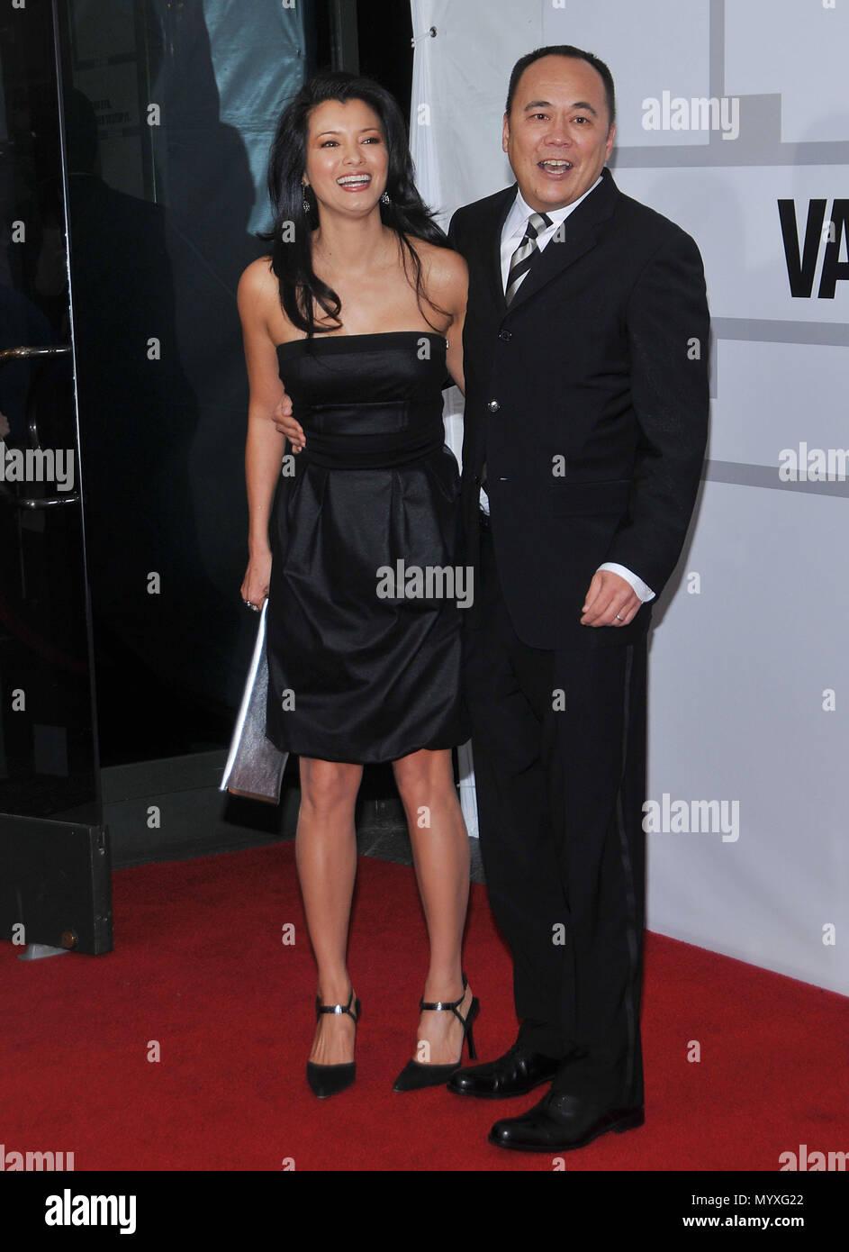 Kelly Hu Husband