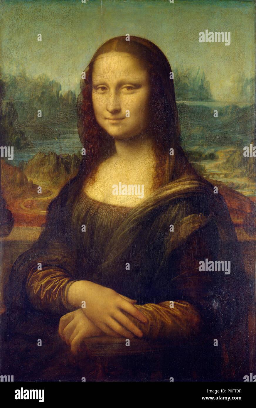 Mona lisas vintage those