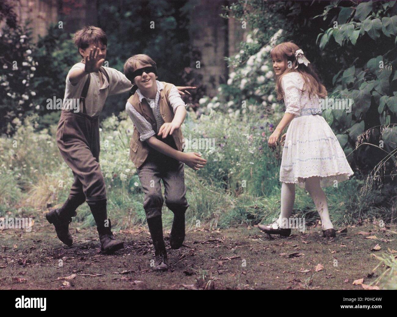 El título original de la película: El jardín secreto. Título en ...