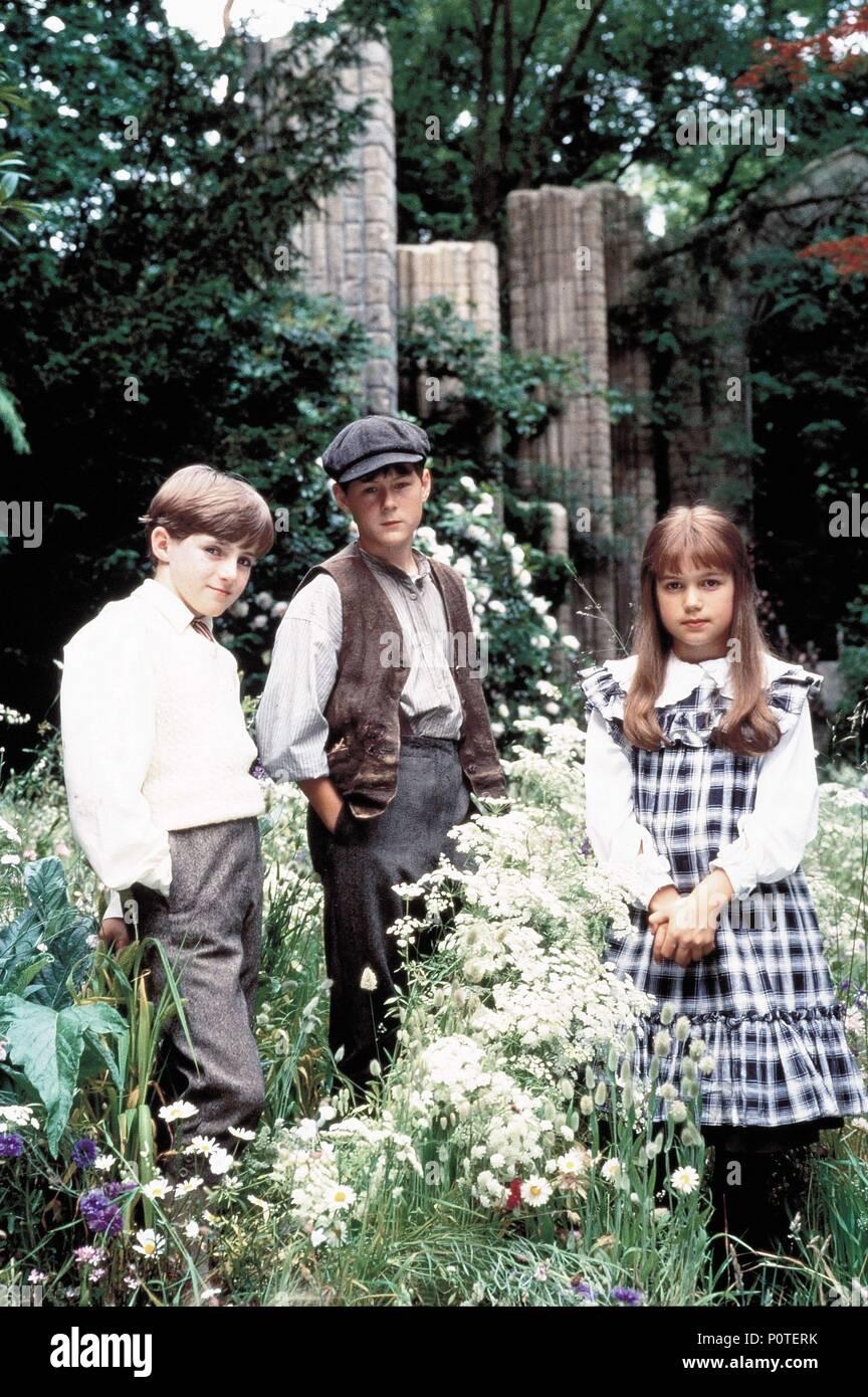 El título original de la película: El jardín secreto. Título ...