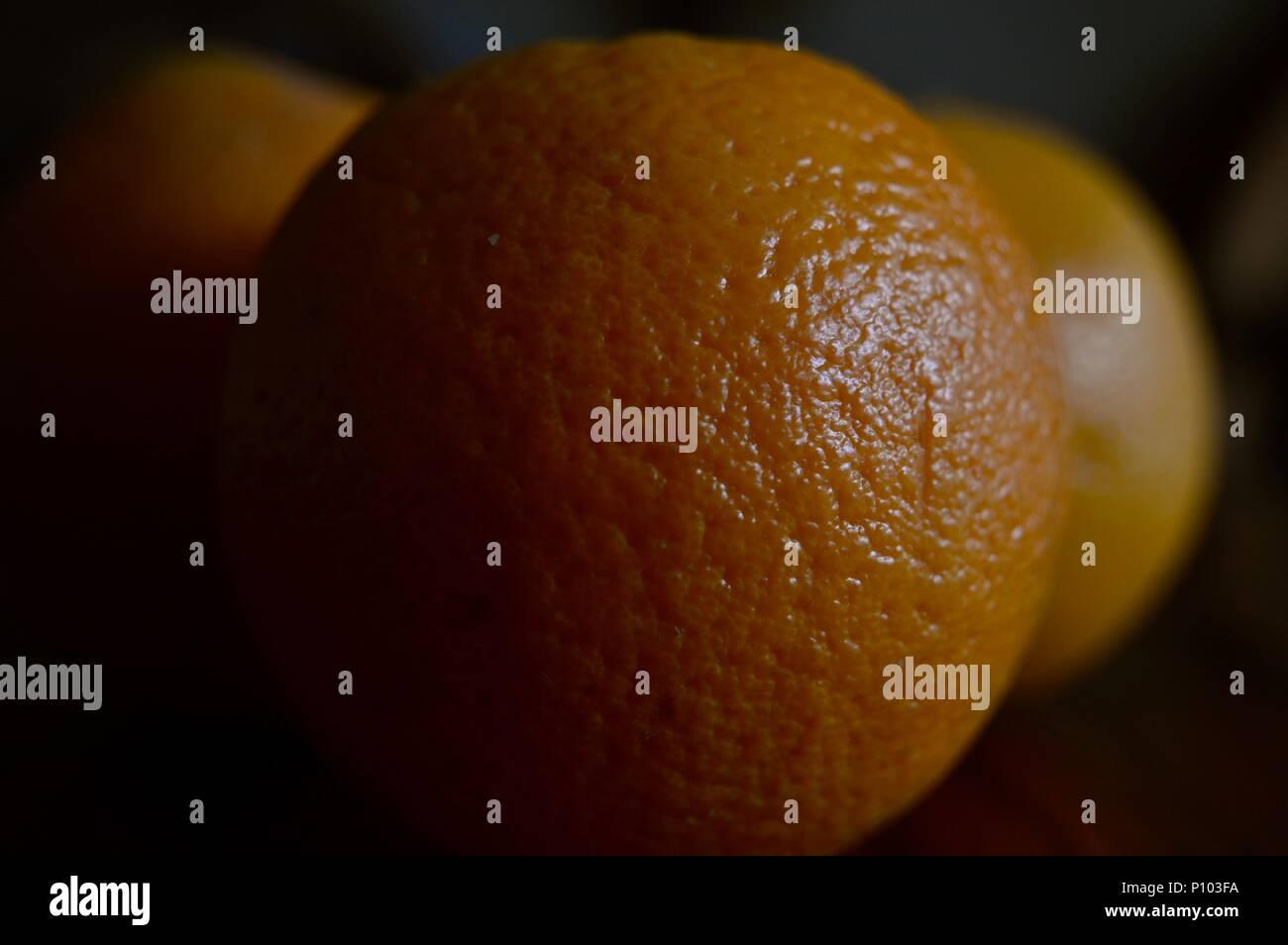 Still life de naranjas Imagen De Stock