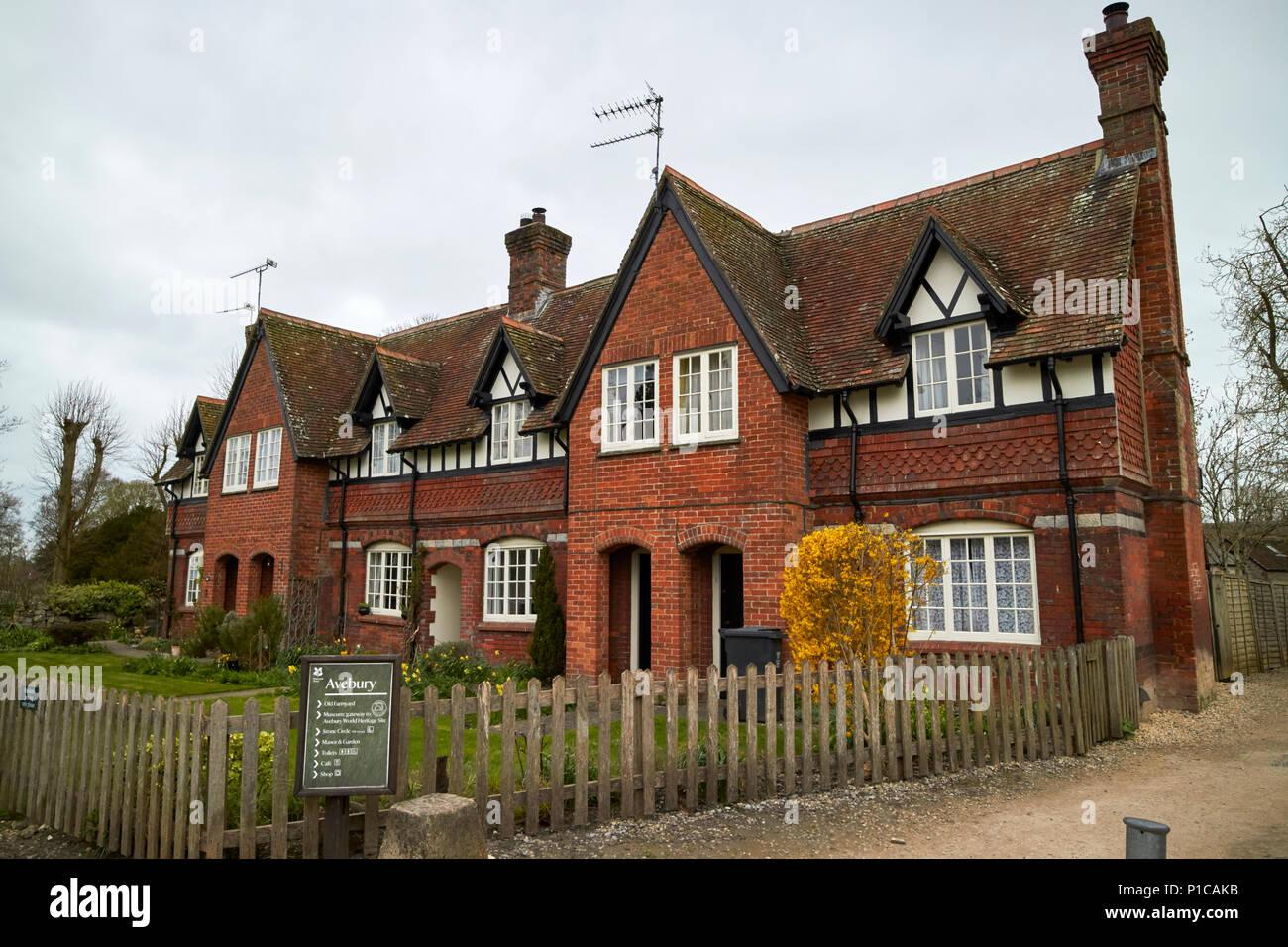 Avebury High Street Terraza De Casas De Teh Meux Inmuebles