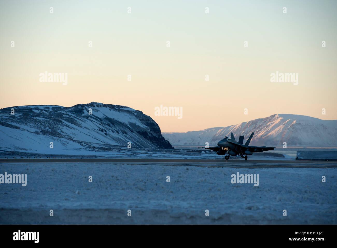 Resultado de imagen de Base militar estadounidense de Thule