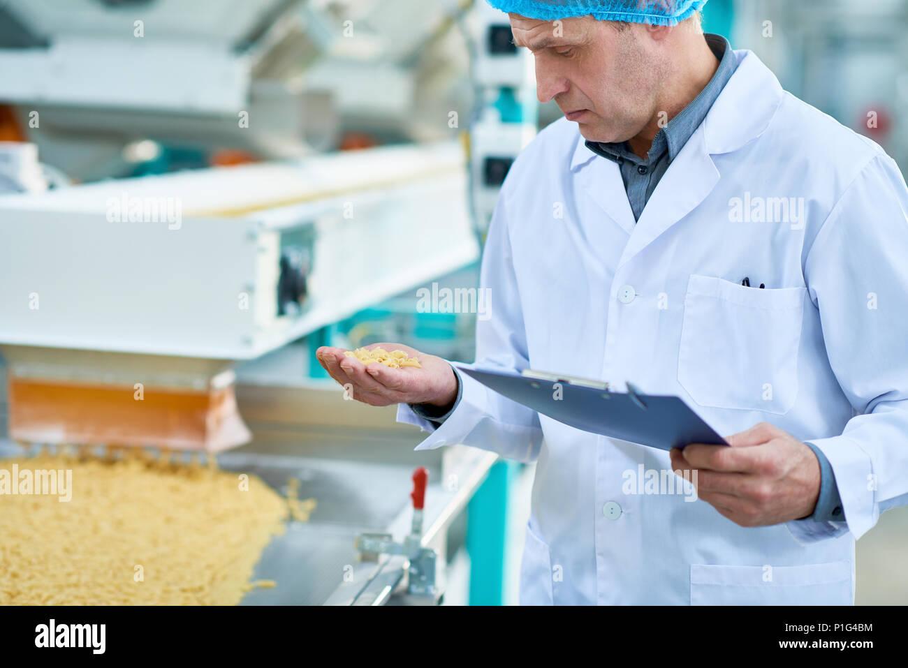 Contemporáneo Reanudar Inspector De Control De Calidad De Alimentos ...