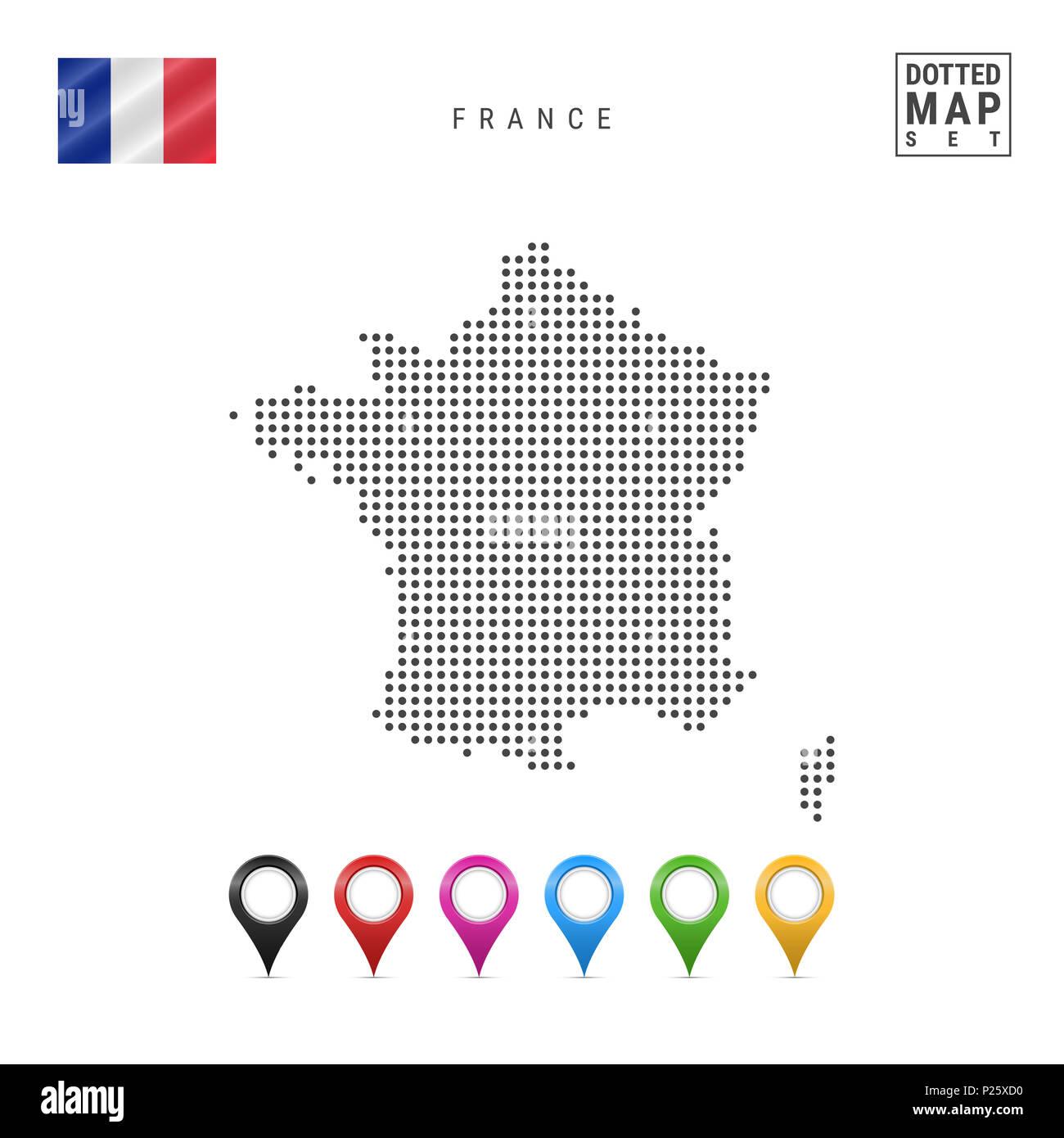 silueta mapa de francia » Full HD MAPS Locations - Another World ...
