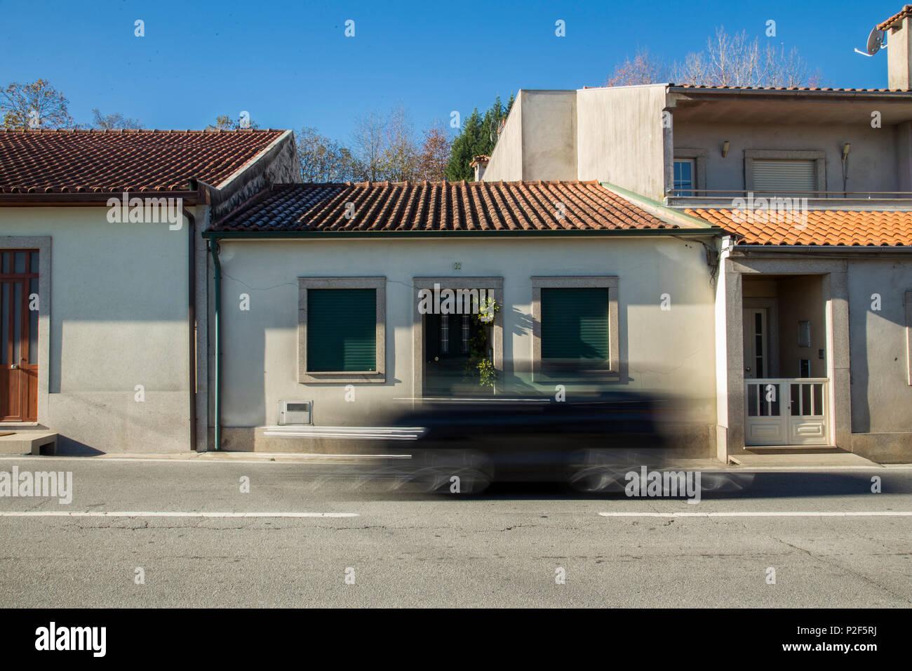 Merelim Braga Portugal Imagen De Stock