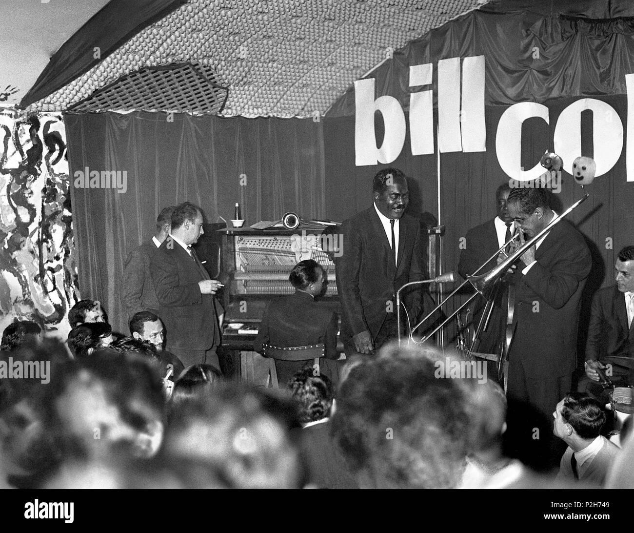 07dd1188e El trompetista Bill Coleman, en concierto a la sala Jamboree ...