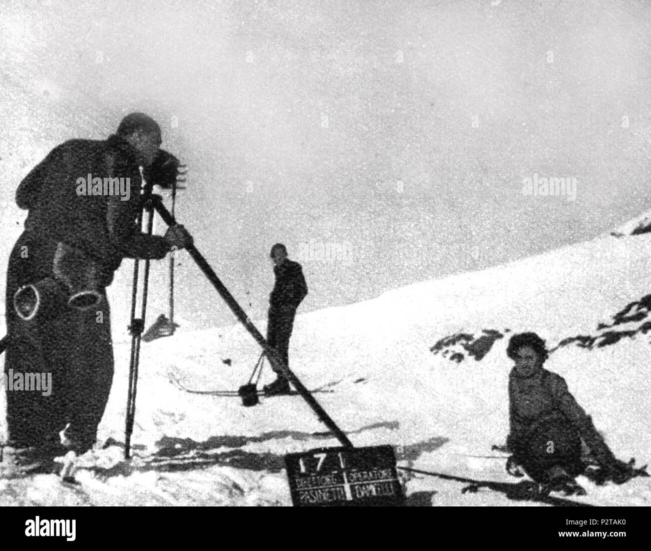 Documentario ENTUSIASMO entusiasmo Pasinetti 1933 25-sigira-1933 Imagen De Stock