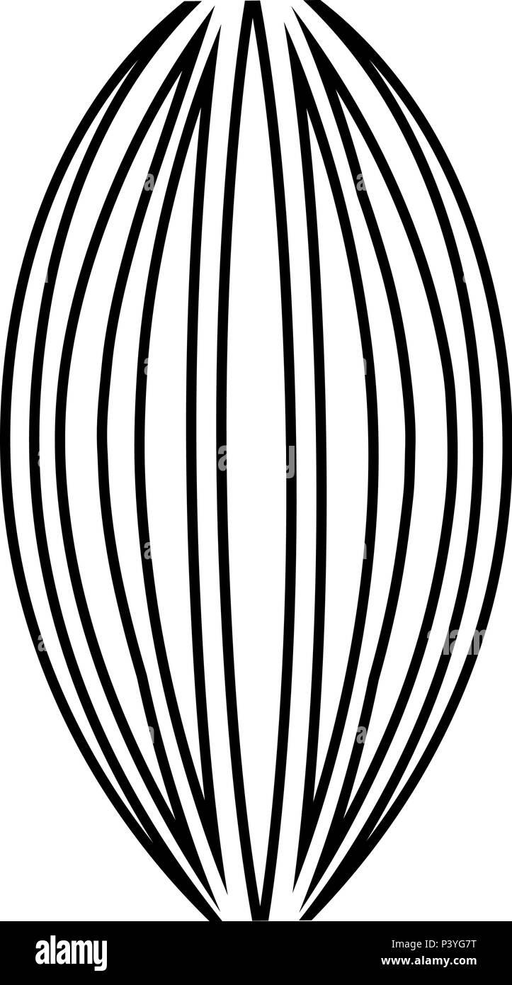 Icono muscular vector de color negro I tipo plano simple imagen Imagen De Stock