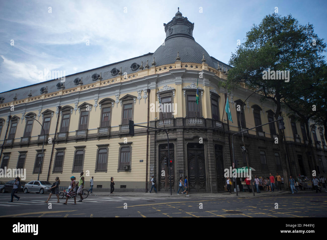Colegio Pedro II - Unidade Centro  RIO DE JANEIRO/RJ, Brasil