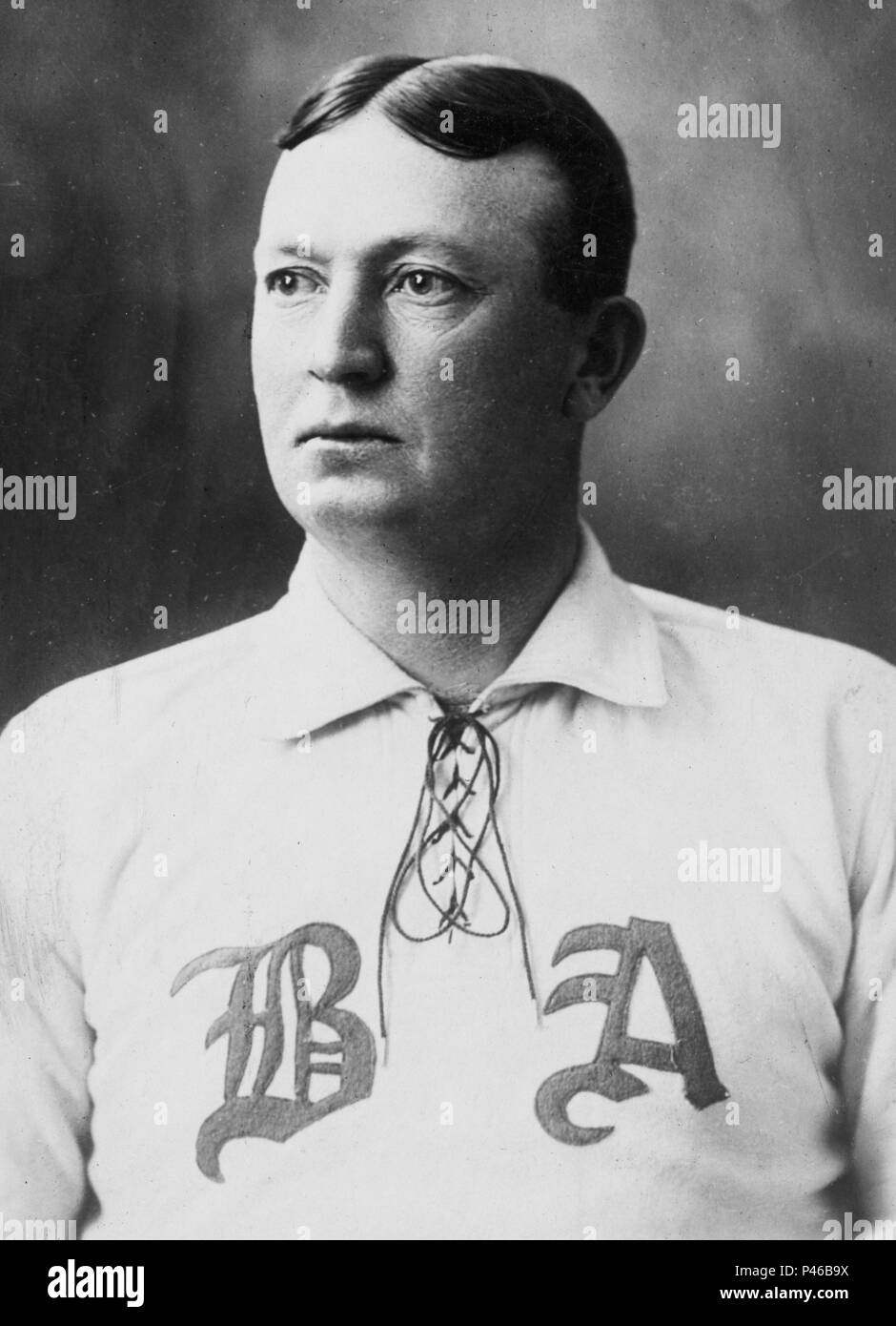 "Denton True Young ""CY"" (1867 - 1955) American Major League Baseball pitcher Imagen De Stock"