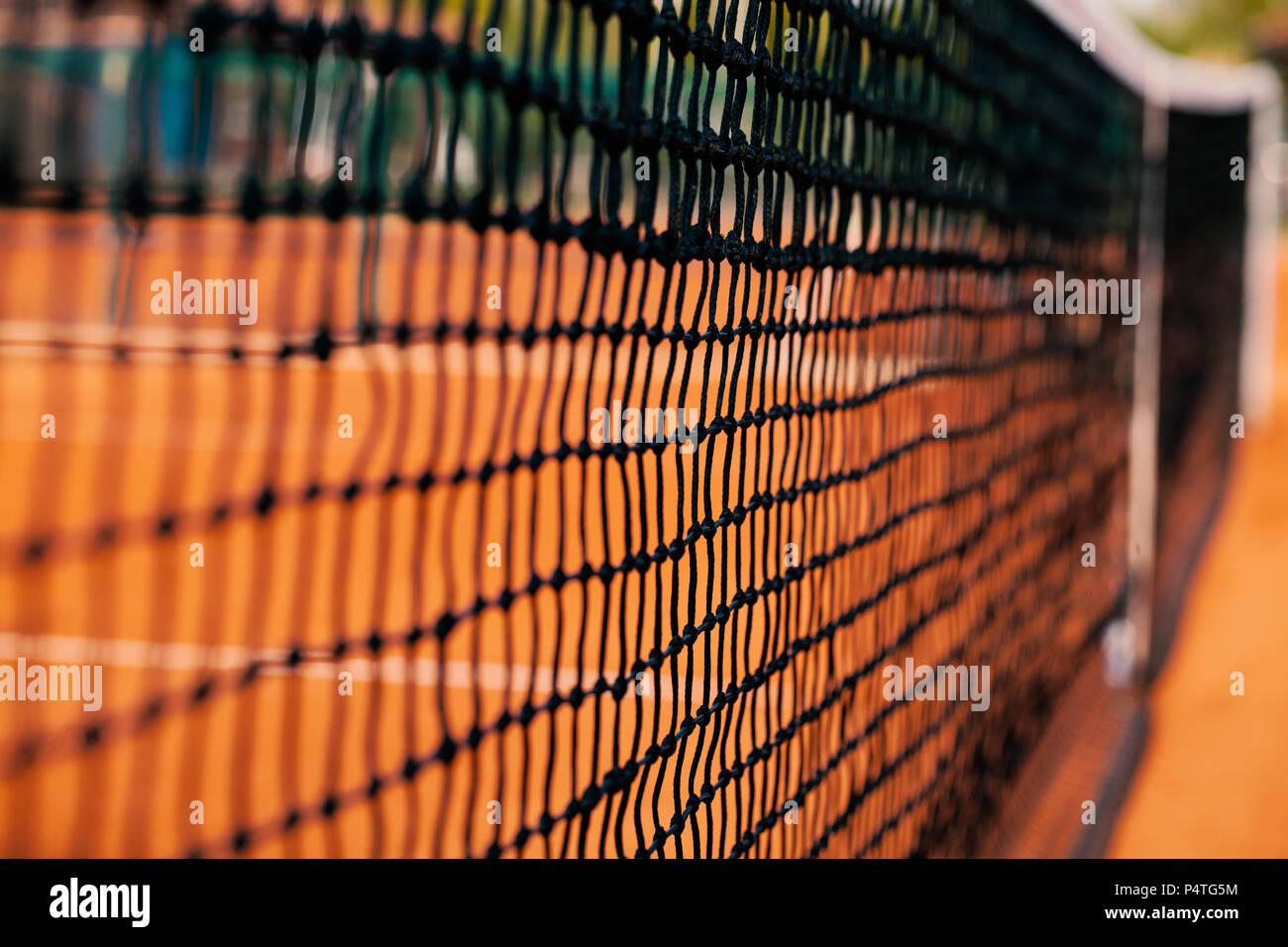 Tenis red Imagen De Stock