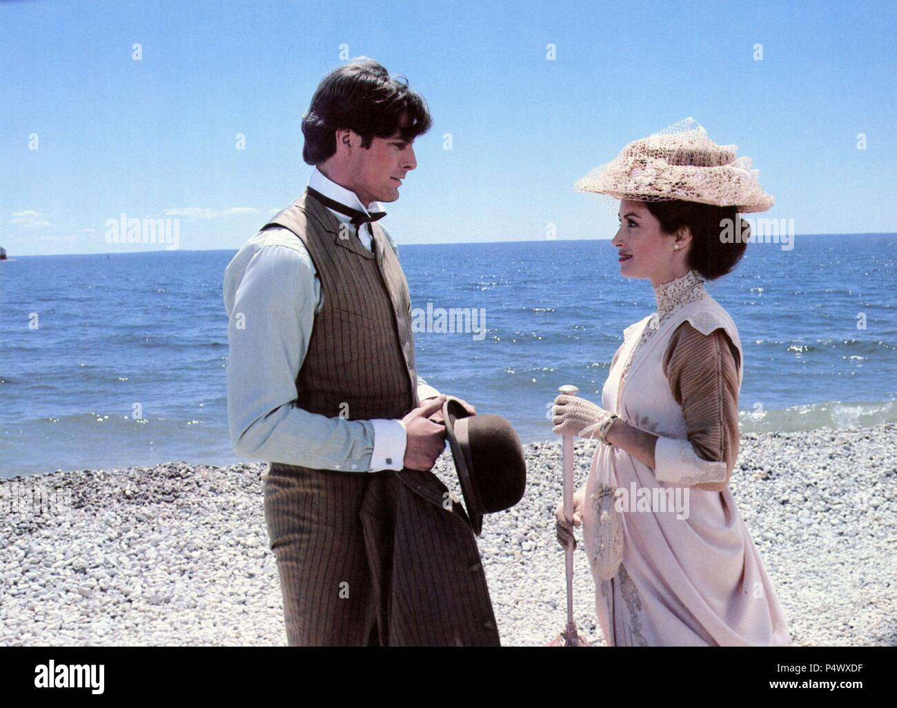Christopher Reeve Somewhere In Time Imágenes De Stock