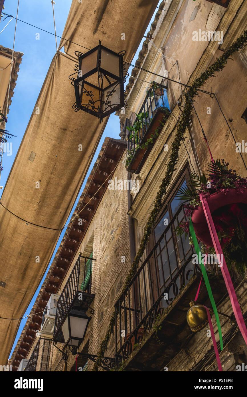 Terraza Y Decoraciones En Español Ciudad Histórica Toledo