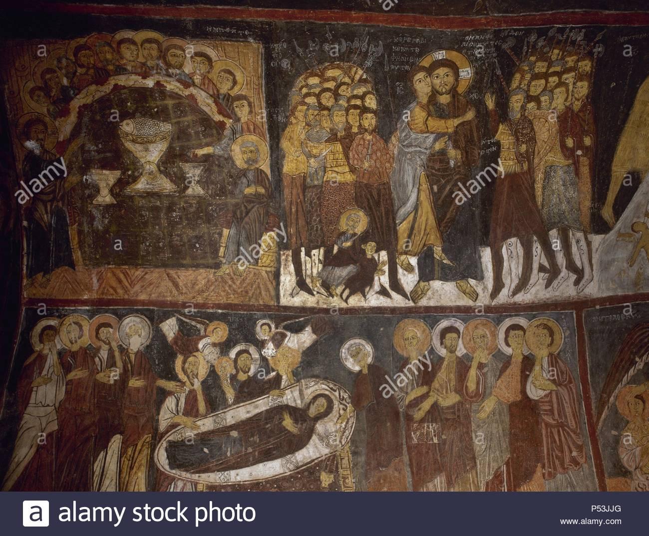 Arte Mural Bizantino