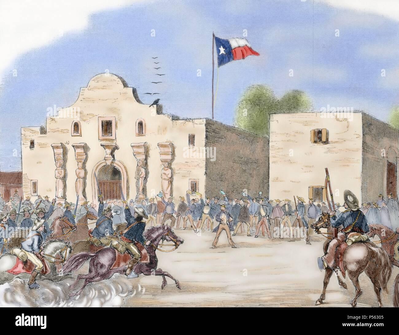 Famoso Colorear Bandera De Estado De Texas Ilustración - Ideas ...