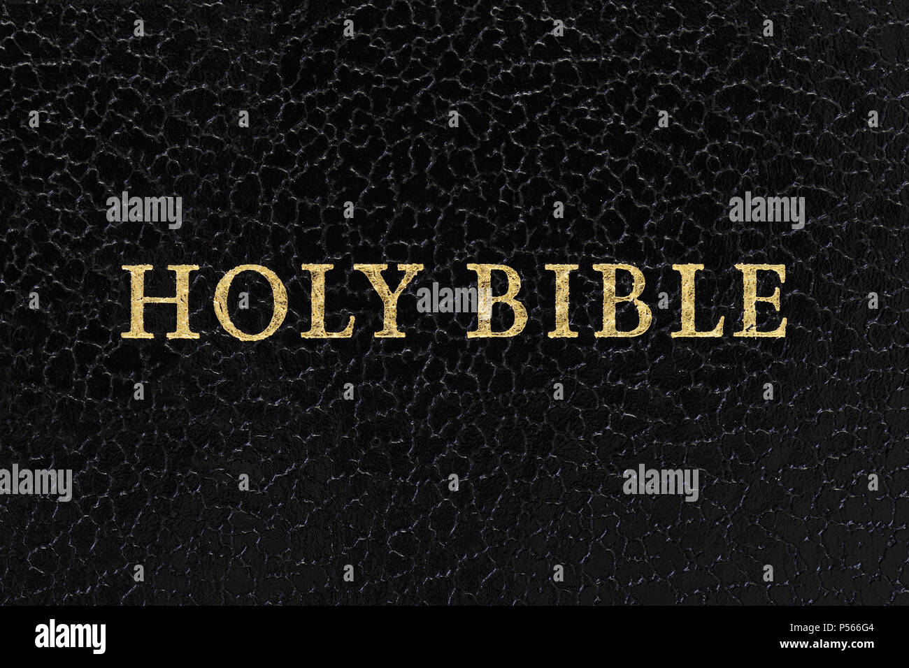 La Biblia, Cerrar Imagen De Stock