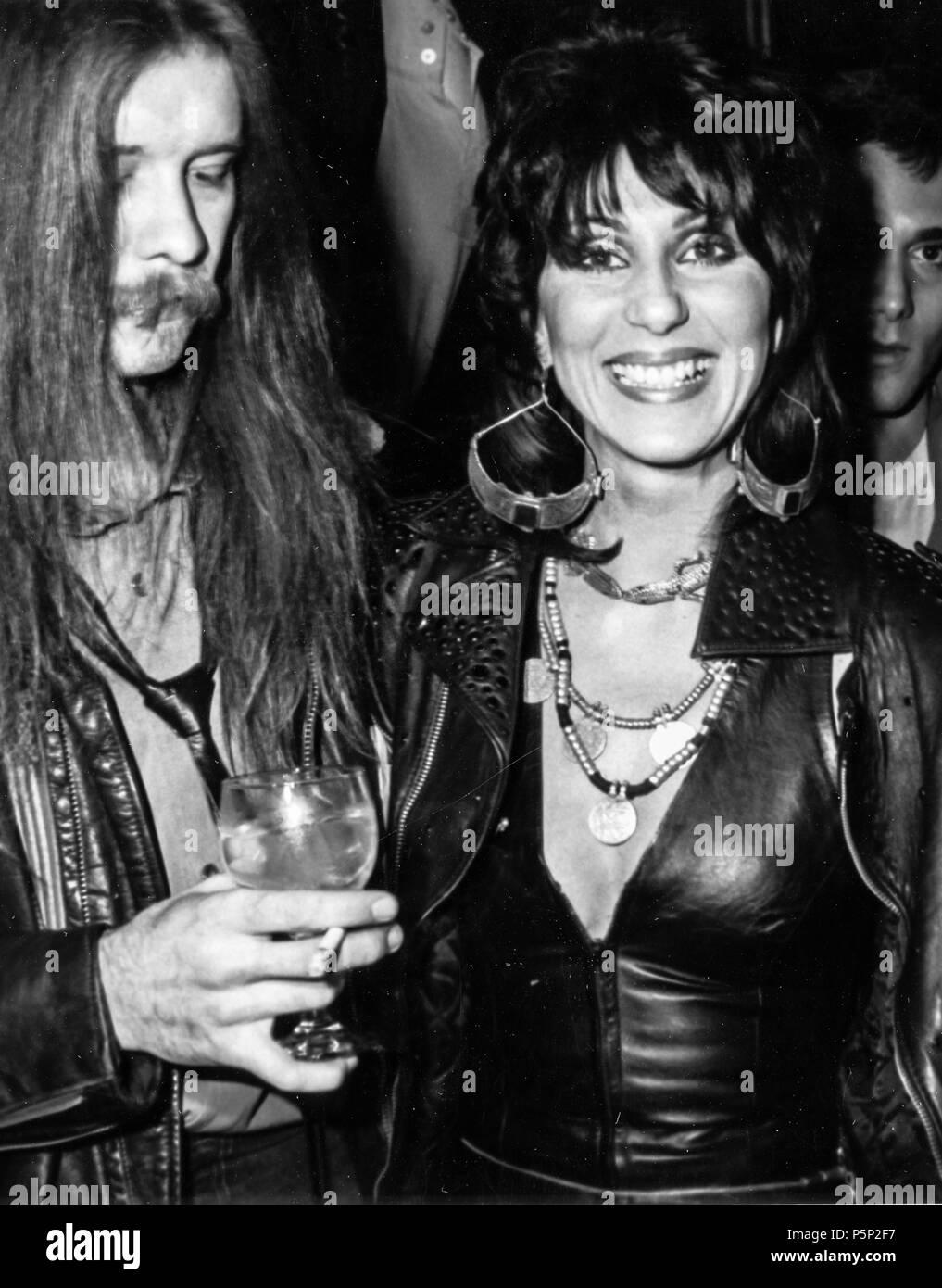 Cher, fiesta, Hollywood, los ángeles, 60s Imagen De Stock