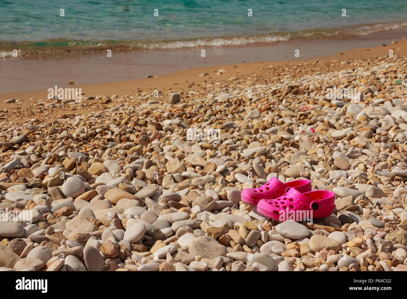 f2348f48e Rosa de verano zapatos para niños