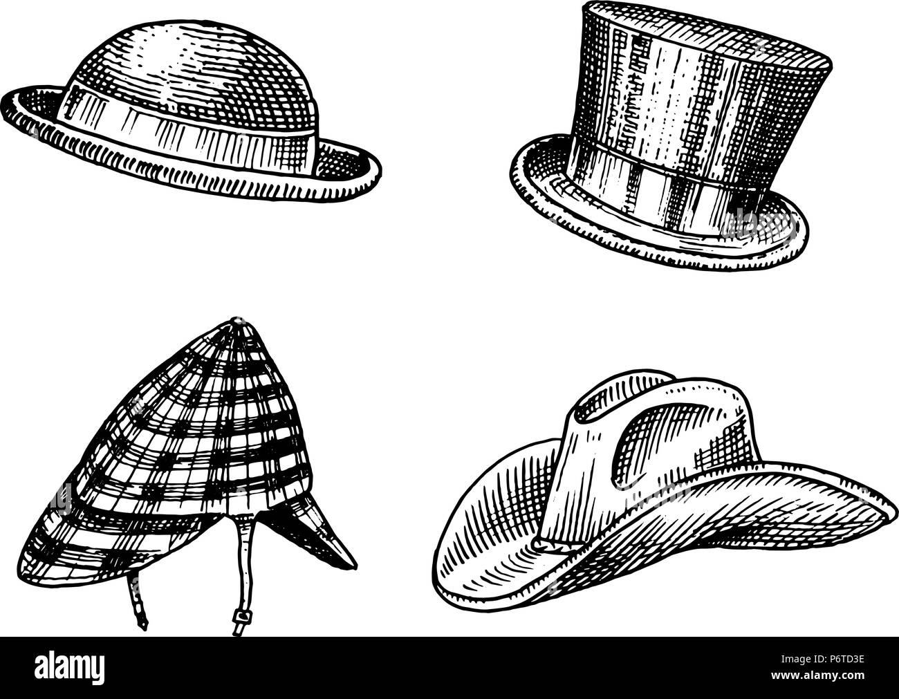 Cosecha de verano Colección de sombreros para hombres elegantes. Fedora  Derby Deerstalker Homburg Bowler Beret Capitán Cowboy Porkpie paja  navegante gorra. 3413e4a1ded