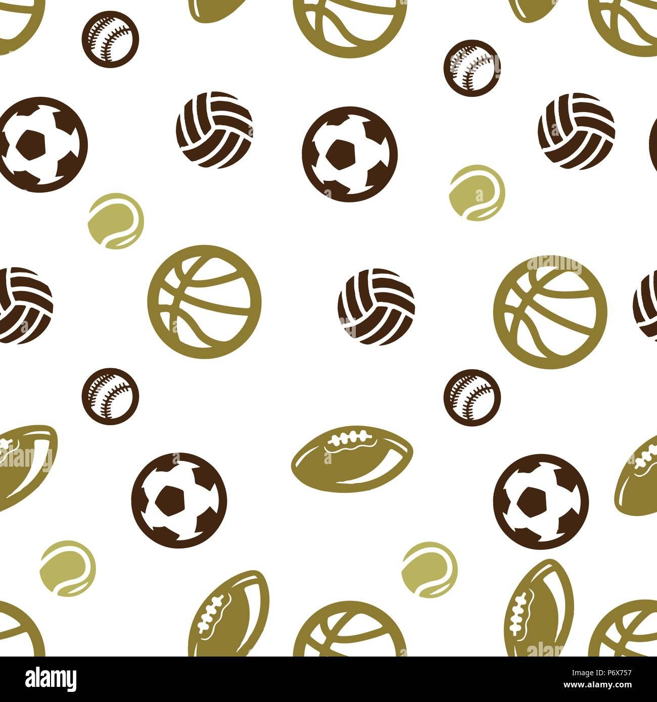 Seamless Basketball Pattern Sport Ball Imágenes De Stock   Seamless ... 13aa5a09e92fd