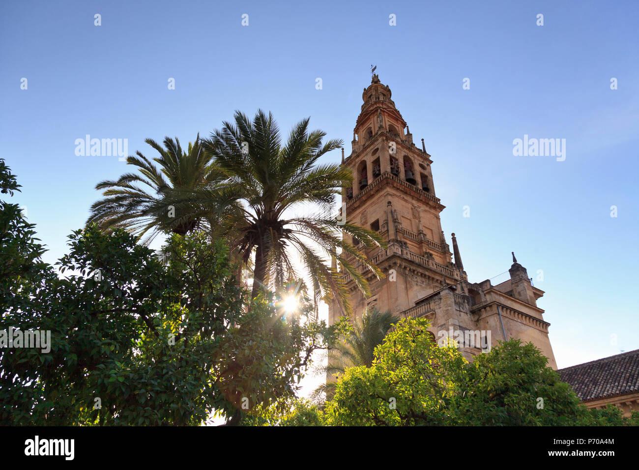 España, Andalucía, Córdoba, Mezquita Catedral (Mezquita - Catedral) (UNESCO Sitio) Imagen De Stock