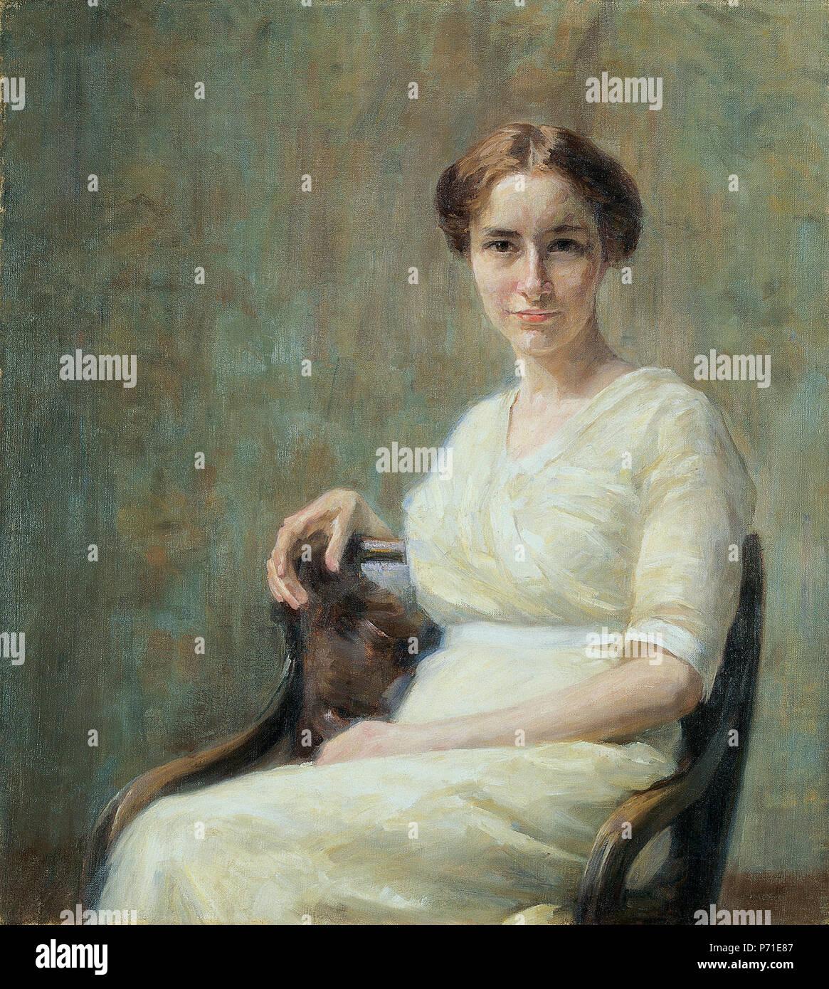 . Mira Pintar Slovenšina: 1913 145 Ivana Kobilca - Mira Pintar Imagen De Stock