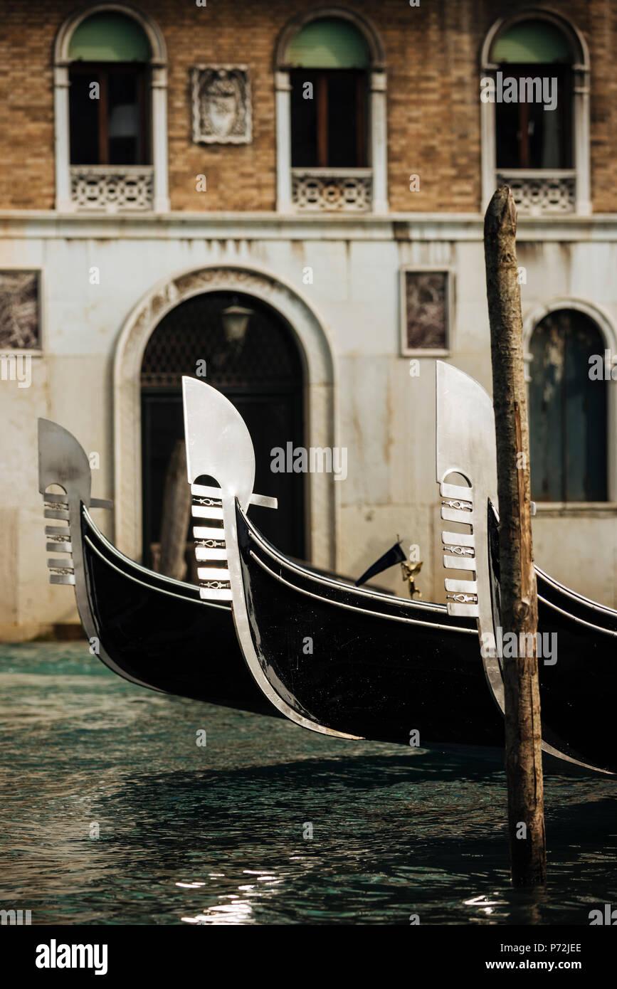 Detail Of Gondola Imágenes De Stock   Detail Of Gondola Fotos De ... 1ab946b4ff8