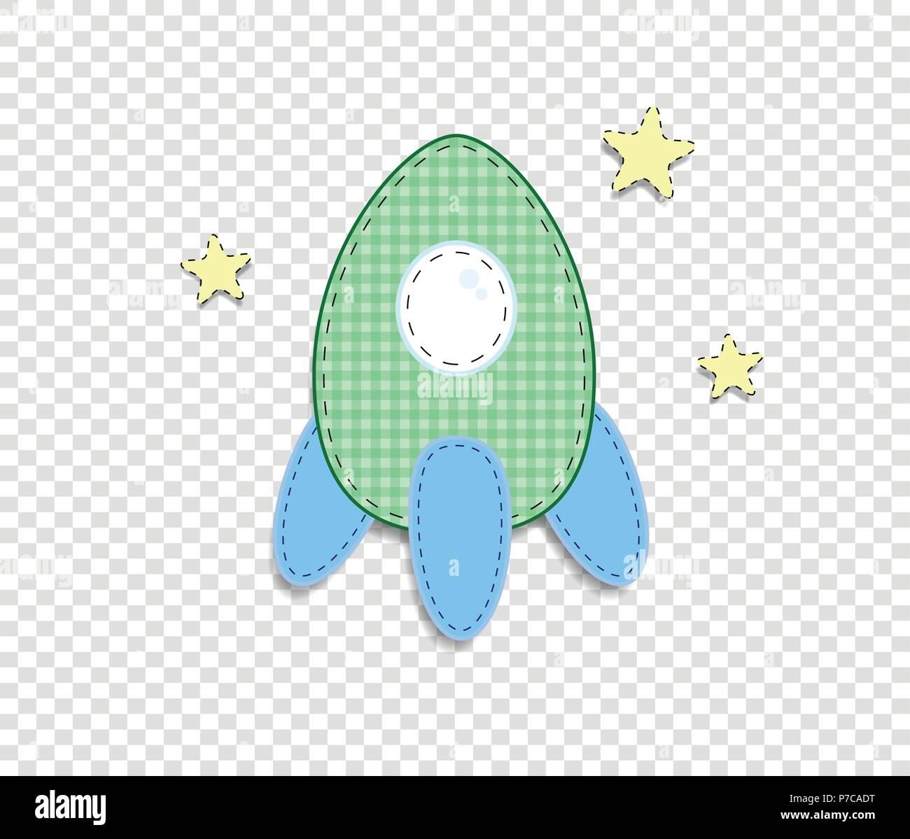 Lindo bebé niño o niña vector clip art elemento para scrapbook o baby  shower tarjetas de felicitación y childs diseño. Recorte de tela o de papel  ... 0e0a95e872b3