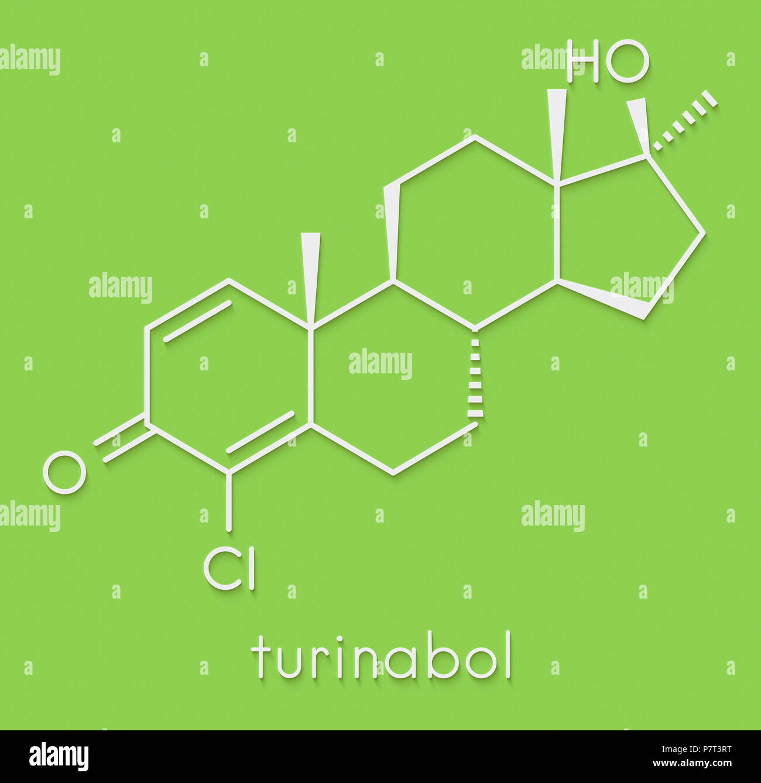 Chlorodehydromethyltestosterone Cdmt Esteroides