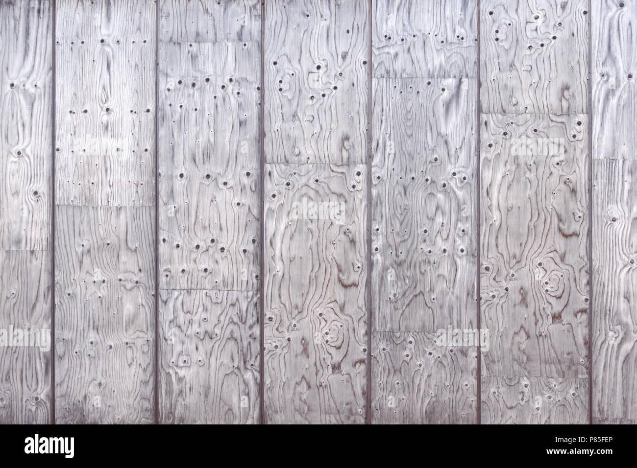 Textura de madera de paneles murales Imagen De Stock