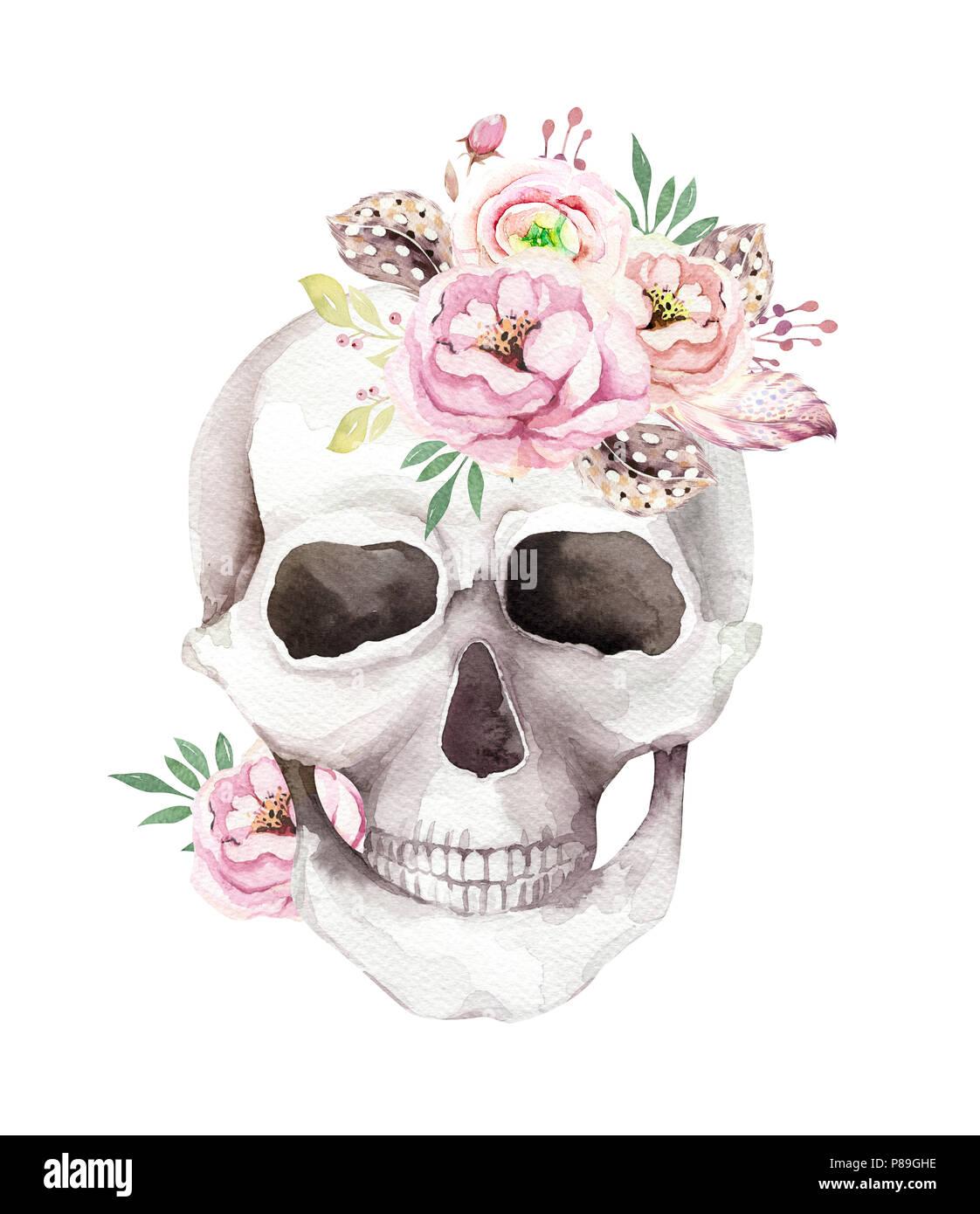 Gothic Rose Tattoo Design Imagenes De Stock Gothic Rose Tattoo