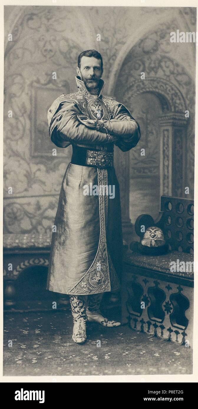 718f19160 El Gran Duque Sergei Alexandrovich de Rusia (1857-1905) en el ...