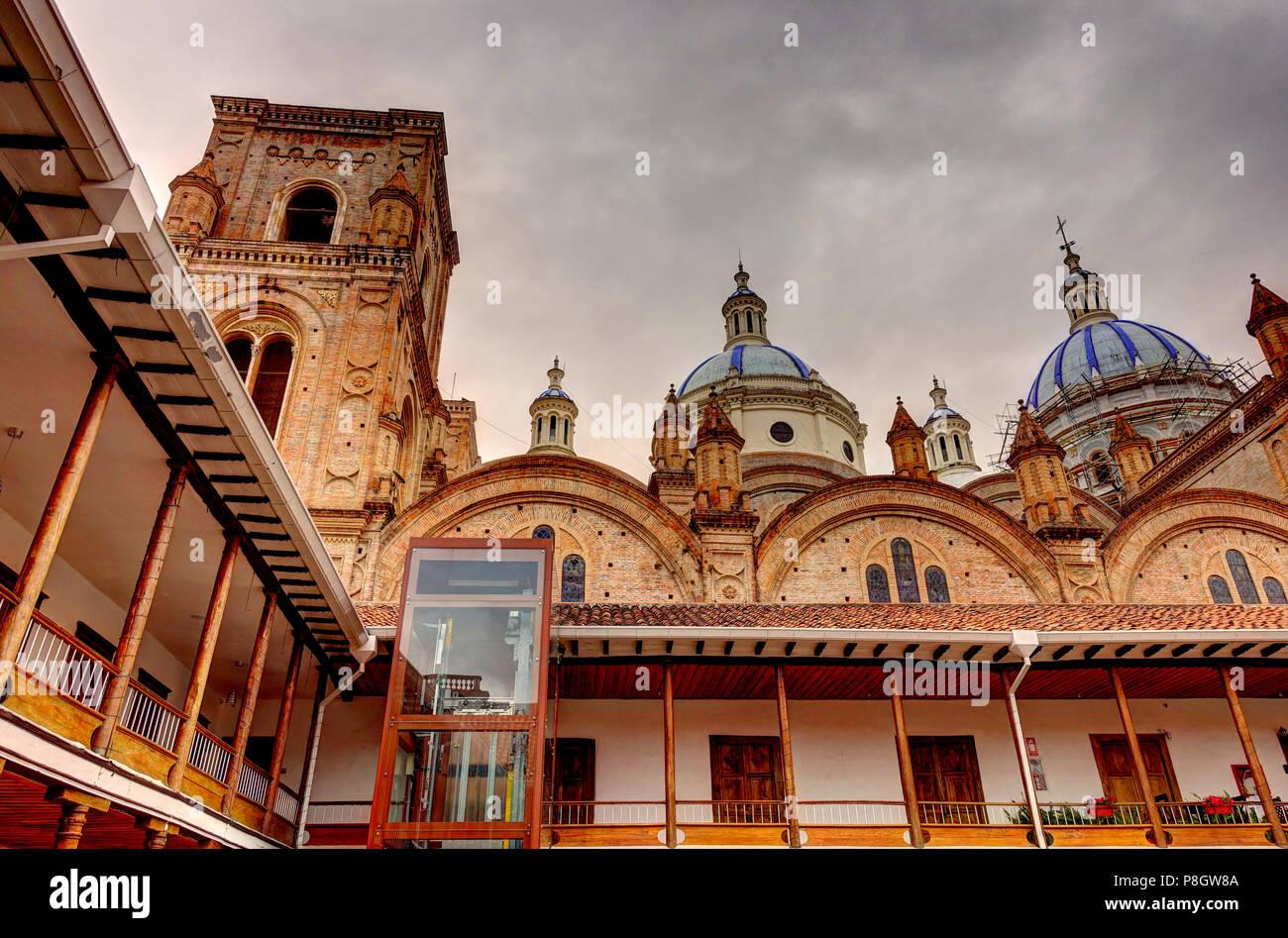 Cuenca, Ecuador Imagen De Stock