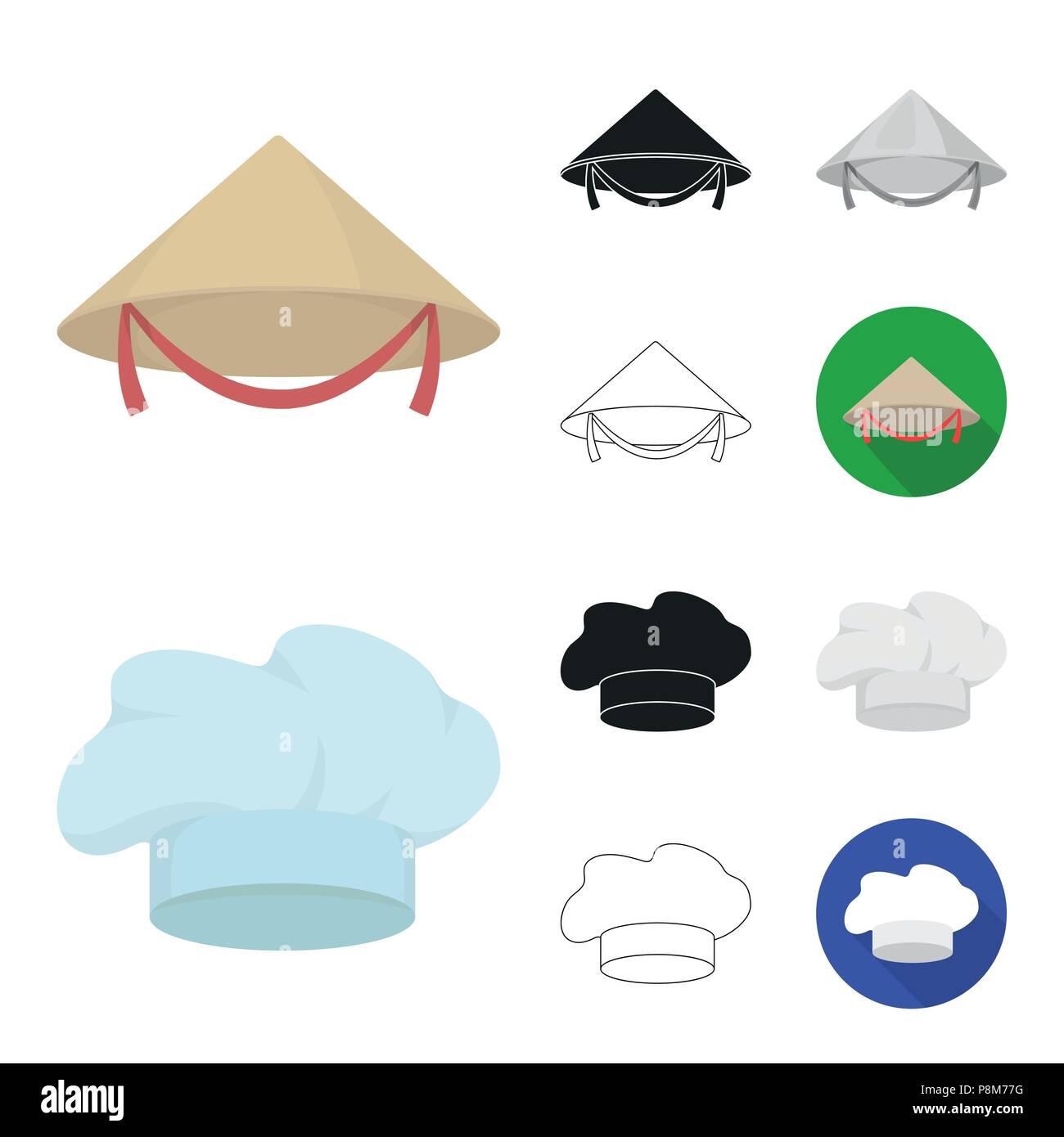 73483cfae082f Los diferentes tipos de sombreros cartoon