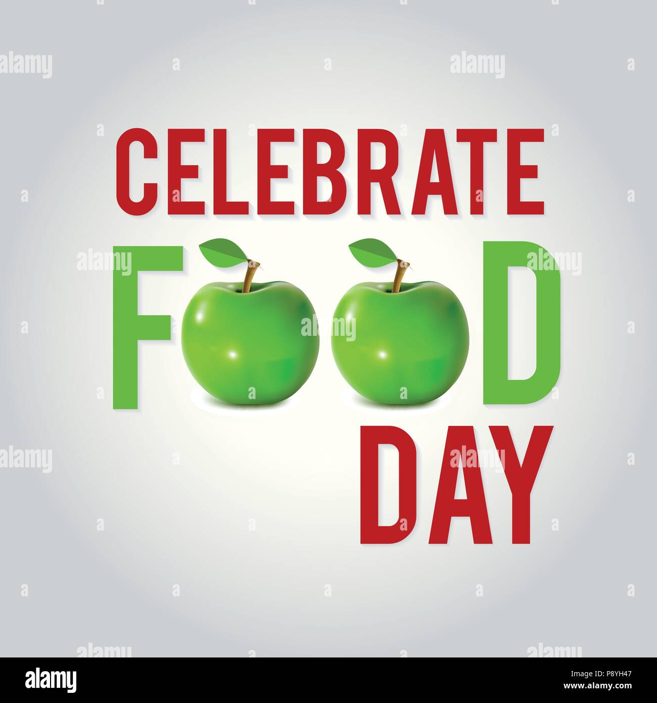 Dia Mundial De La Alimentacion Ilustracion Vectorial Tarjetas Del Dia Mundial De La Alimentacion Cartel Del