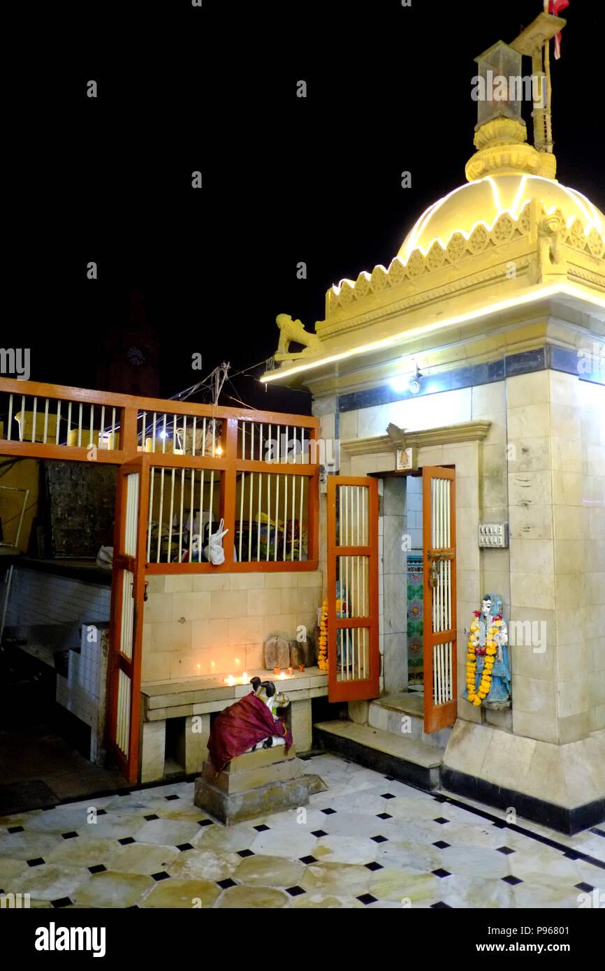 Swami Narayan Temple, Karachi, Pakistán Imagen De Stock