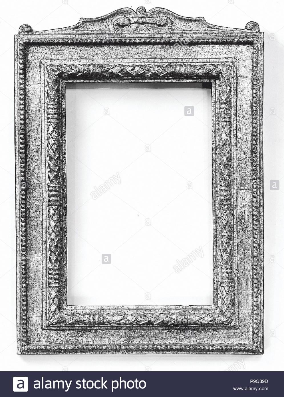 Invertir cassetta Marco espejo, ca. 1950 (estilo siglo XVII), el sur ...