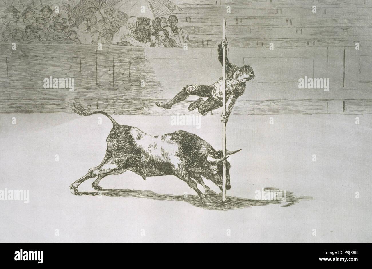 d0f72c61d4 ... la serie de grabados de Francisco de Goya, la placa 20: