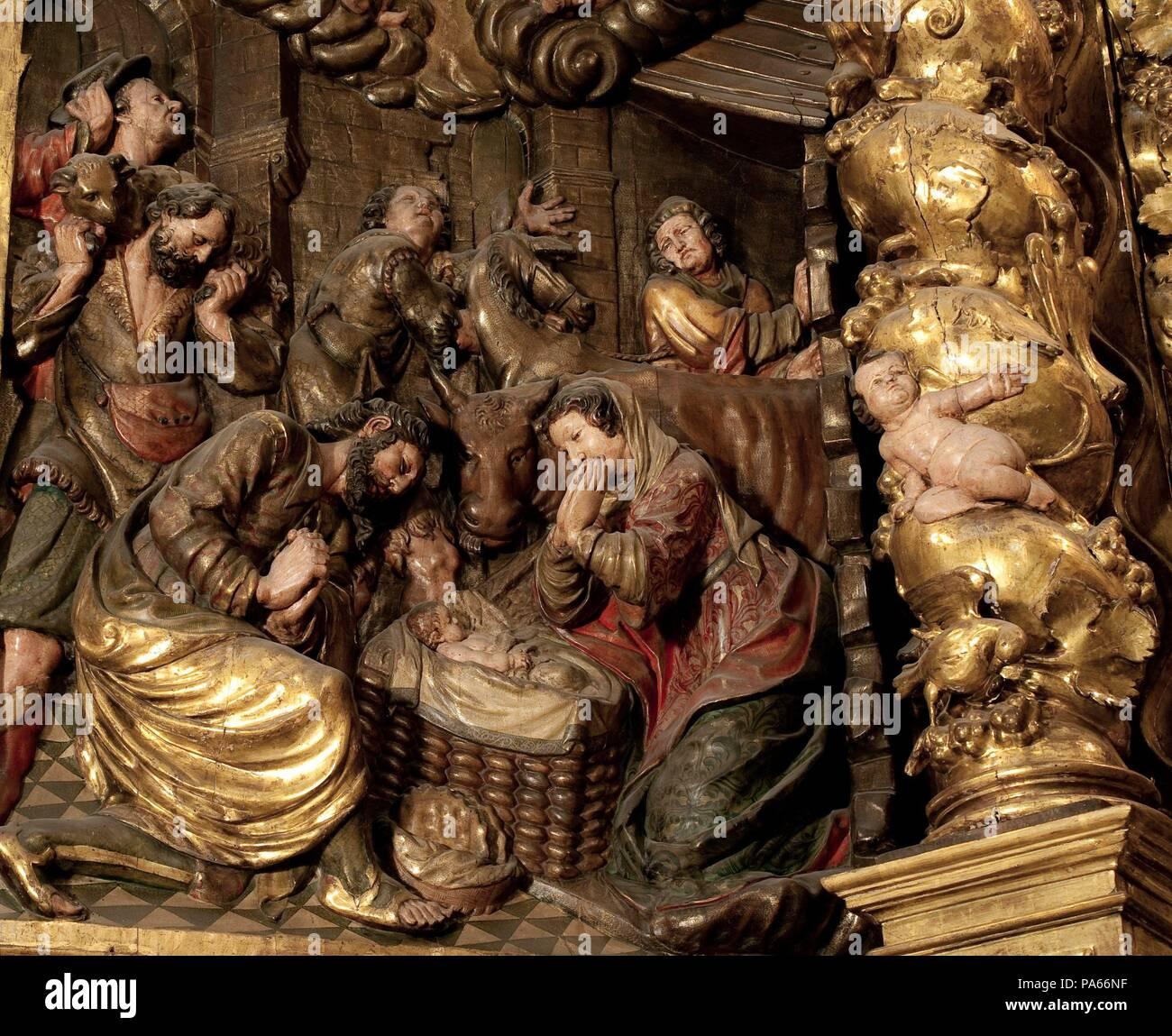 Fotos De El Pesebre De Jesus.Antoni Y Maria Riera Lluis Bonifas Nacimiento De Jesus