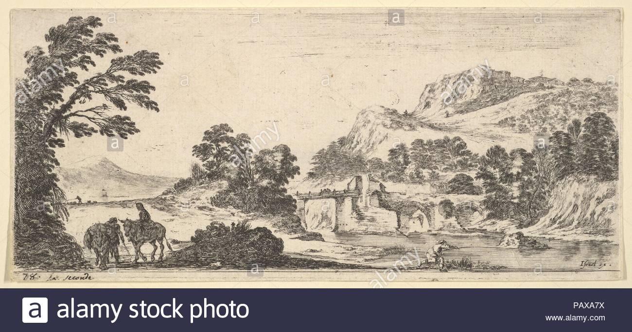 Una mula llevando una mujer y un campesino caminando con una mula de  izquierda a derecha ab019632fb7